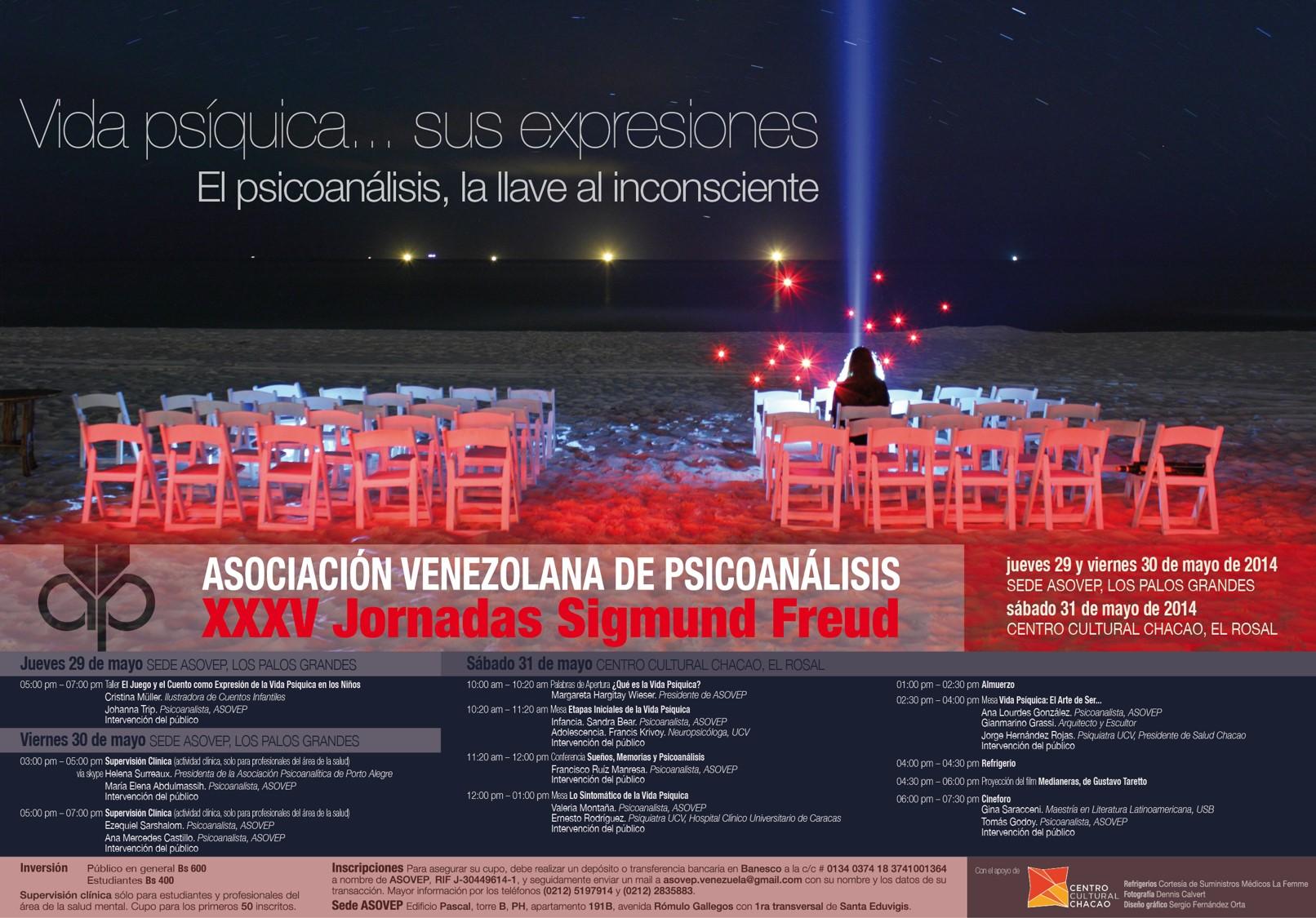 Afiche Jornadas XXXV
